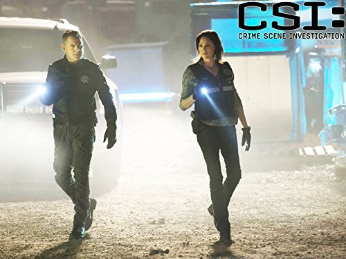 """CSI: Crime Scene Investigation"" Merchants of Menace 