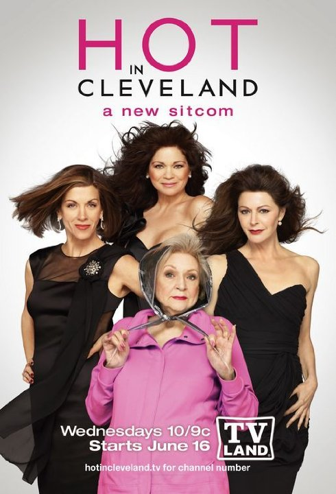 """Hot in Cleveland"" Out of Our Minds Technical Specifications"