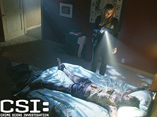 """CSI: Crime Scene Investigation"" The Greater Good 