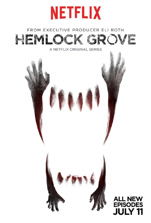 """Hemlock Grove"" Pendant Technical Specifications"