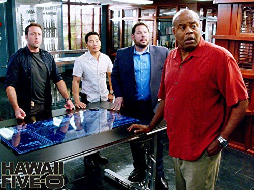 """Hawaii Five-0"" Powehiwehi 