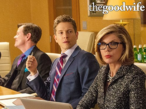 """The Good Wife"" Dark Money 