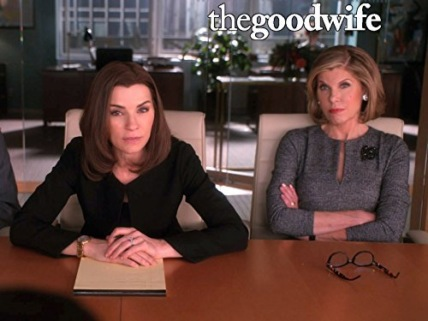 """The Good Wife"" Mind's Eye Technical Specifications"