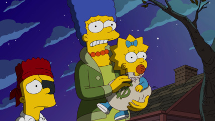 """The Simpsons"" Halloween of Horror Technical Specifications"