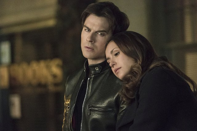 """The Vampire Diaries"" I Could Never Love Like That 