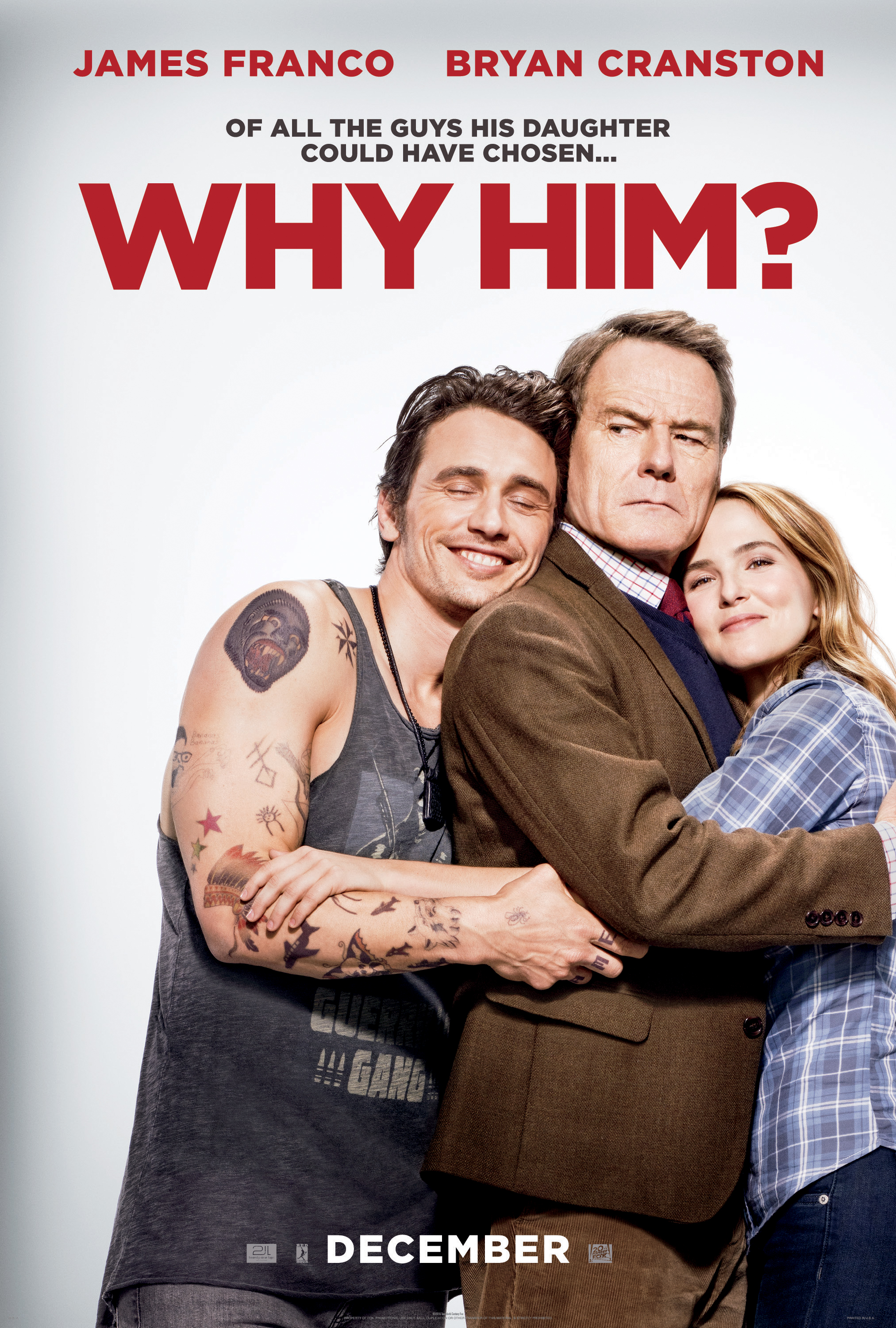Why Him? | ShotOnWhat?