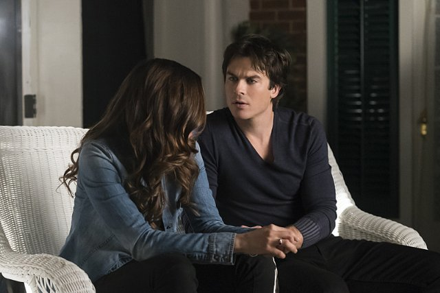 """The Vampire Diaries"" Because 