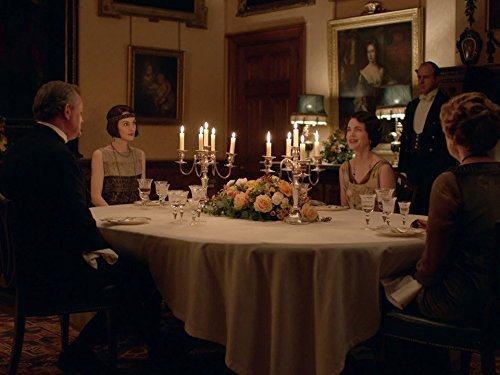 """Downton Abbey"" Episode #6.3 
