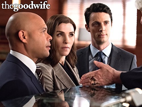 """The Good Wife"" Wanna Partner? 