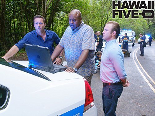 """Hawaii Five-0"" Luapo'i 