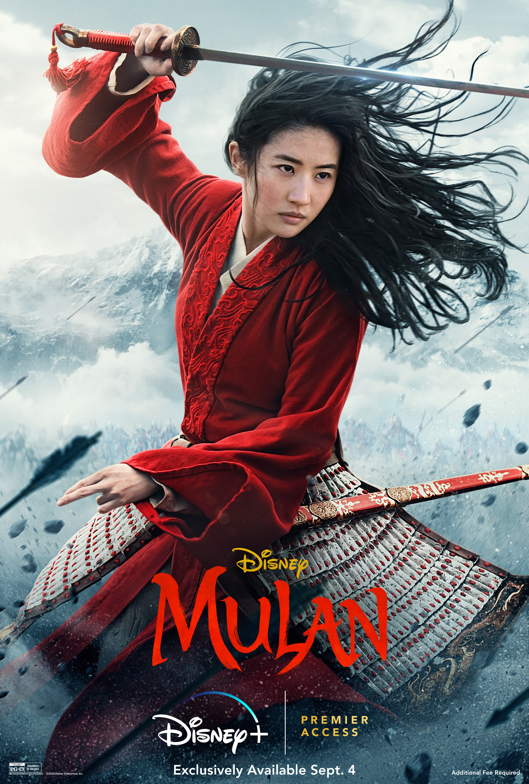 Mulan (2020)  Technical Specifications