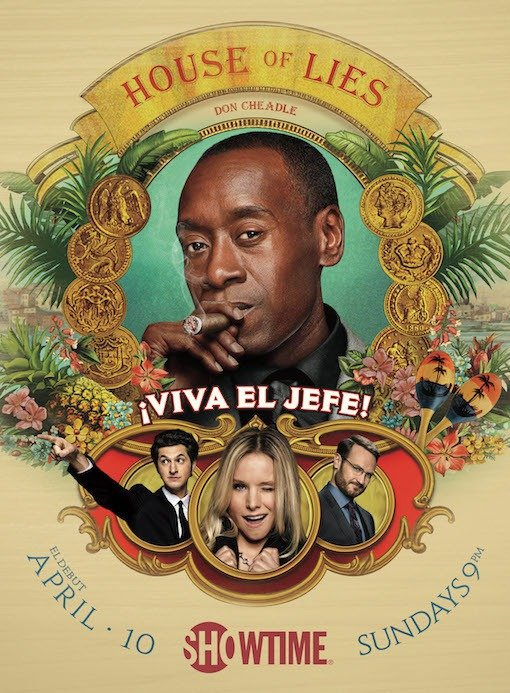 """House of Lies"" No Es Facil 
