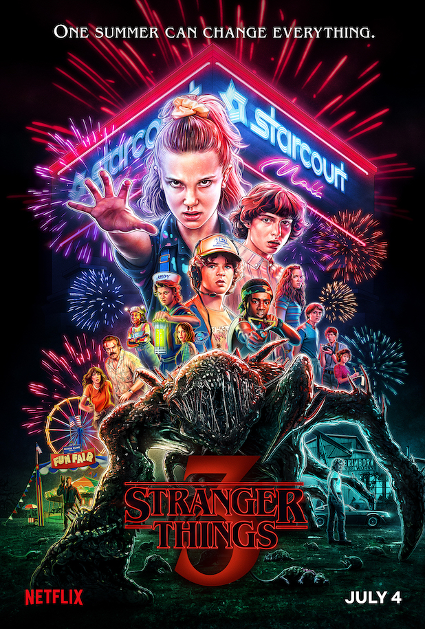 Stranger Things (2016)  Technical Specifications