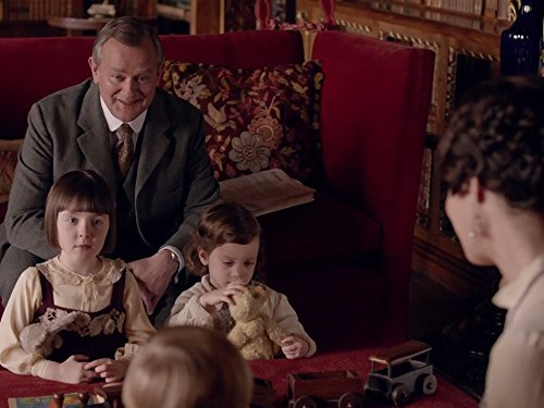 """Downton Abbey"" Episode #6.5 Technical Specifications"