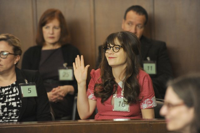 """New Girl"" Jury Duty Technical Specifications"