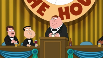 """Family Guy"" Roasted Guy Technical Specifications"