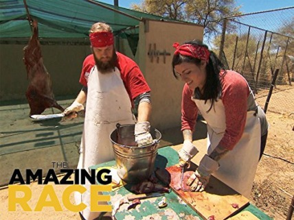 """The Amazing Race"" Back in Business/Moment of Truth Technical Specifications"