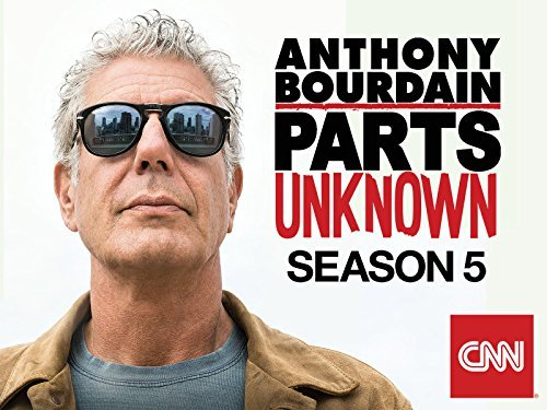 """Anthony Bourdain: Parts Unknown"" Korea Technical Specifications"