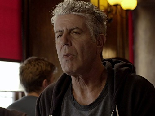 """Anthony Bourdain: Parts Unknown"" Scotland Technical Specifications"
