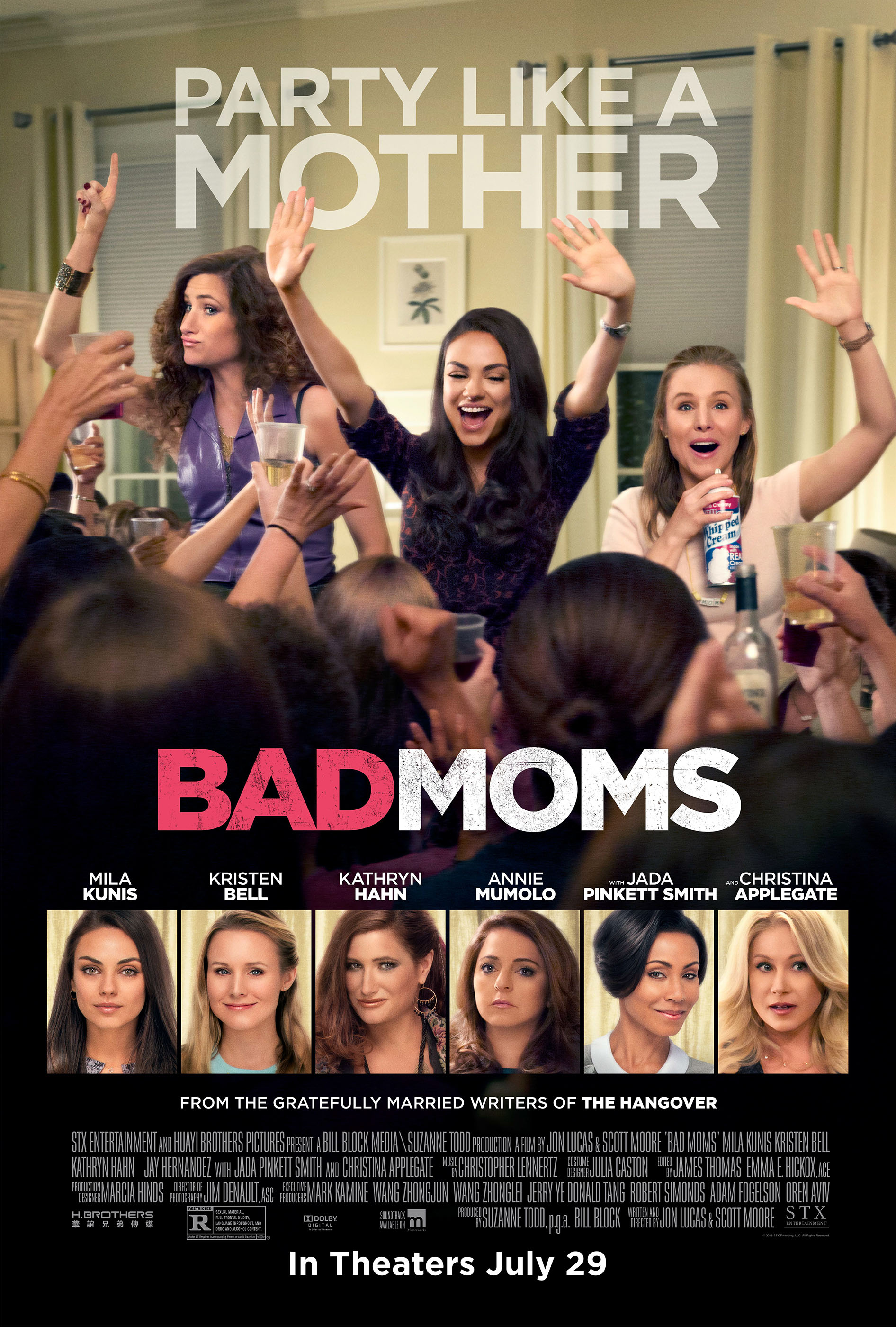 Bad Moms | ShotOnWhat?