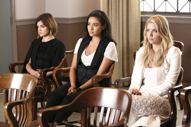 """Pretty Little Liars"" Of Late I Think of Rosewood Technical Specifications"