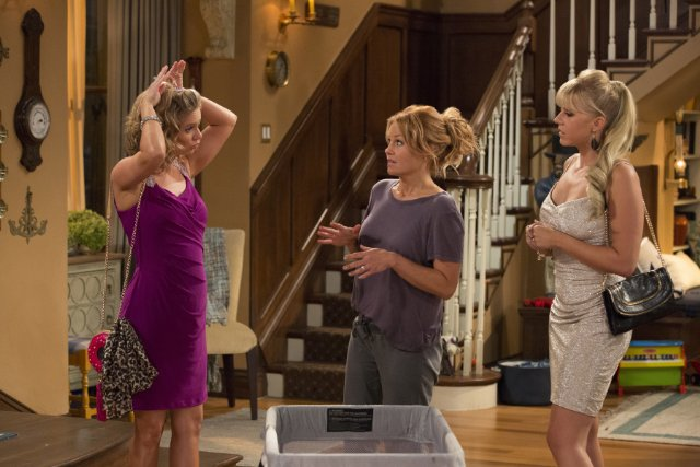 """Fuller House"" Funner House Technical Specifications"