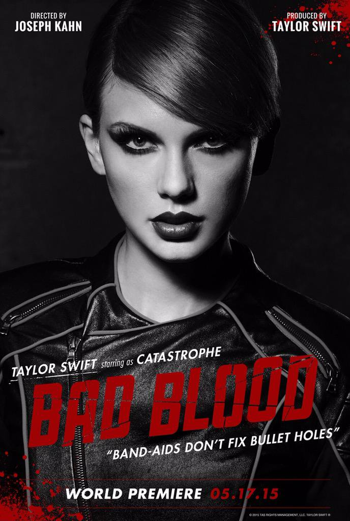 Taylor Swift: Bad Blood (2015) Technical Specifications
