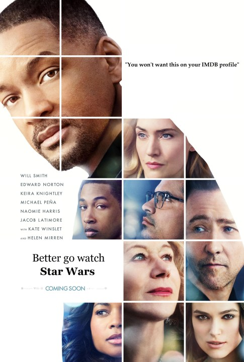 Collateral Beauty (2016) Technical Specifications