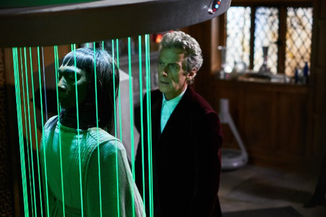 """Doctor Who"" Face the Raven 