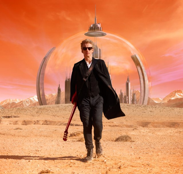 """Doctor Who"" Hell Bent"