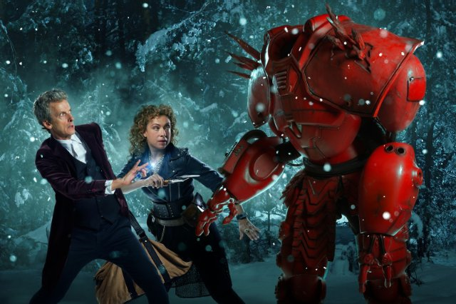 """Doctor Who"" The Husbands of River Song Technical Specifications"