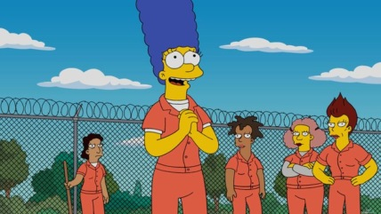 """The Simpsons"" Orange Is the New Yellow Technical Specifications"