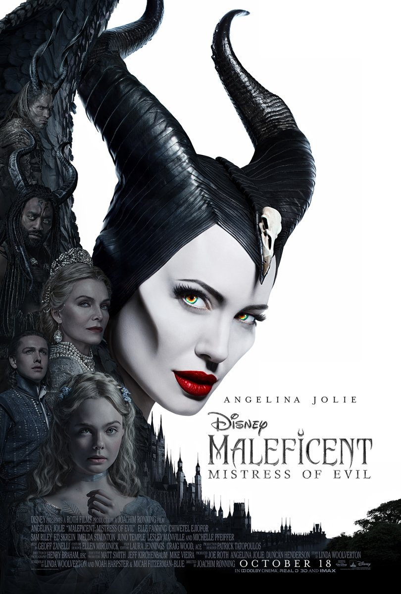 Maleficent: Mistress of Evil (2019)  Technical Specifications