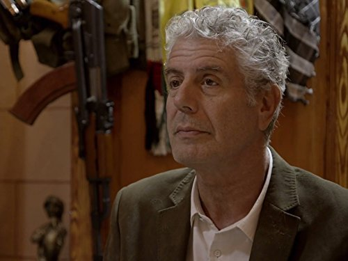 """Anthony Bourdain: Parts Unknown"" Beirut Technical Specifications"