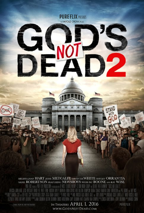God's Not Dead 2 | ShotOnWhat?
