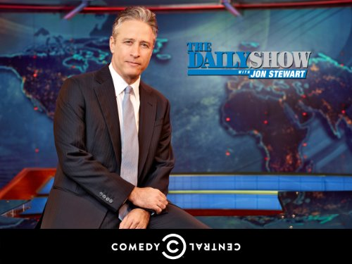 """The Daily Show"" J.J. Abrams"