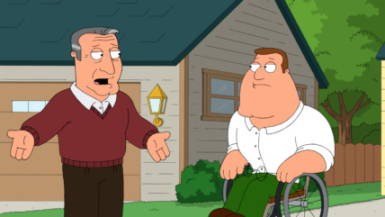 """Family Guy"" Papa Has a Rollin' Son Technical Specifications"