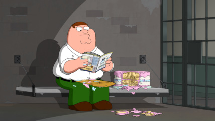 """Family Guy"" A Shot in the Dark Technical Specifications"