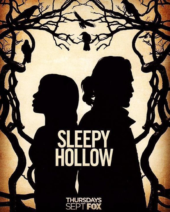"""Sleepy Hollow"" Kindred Spirits 