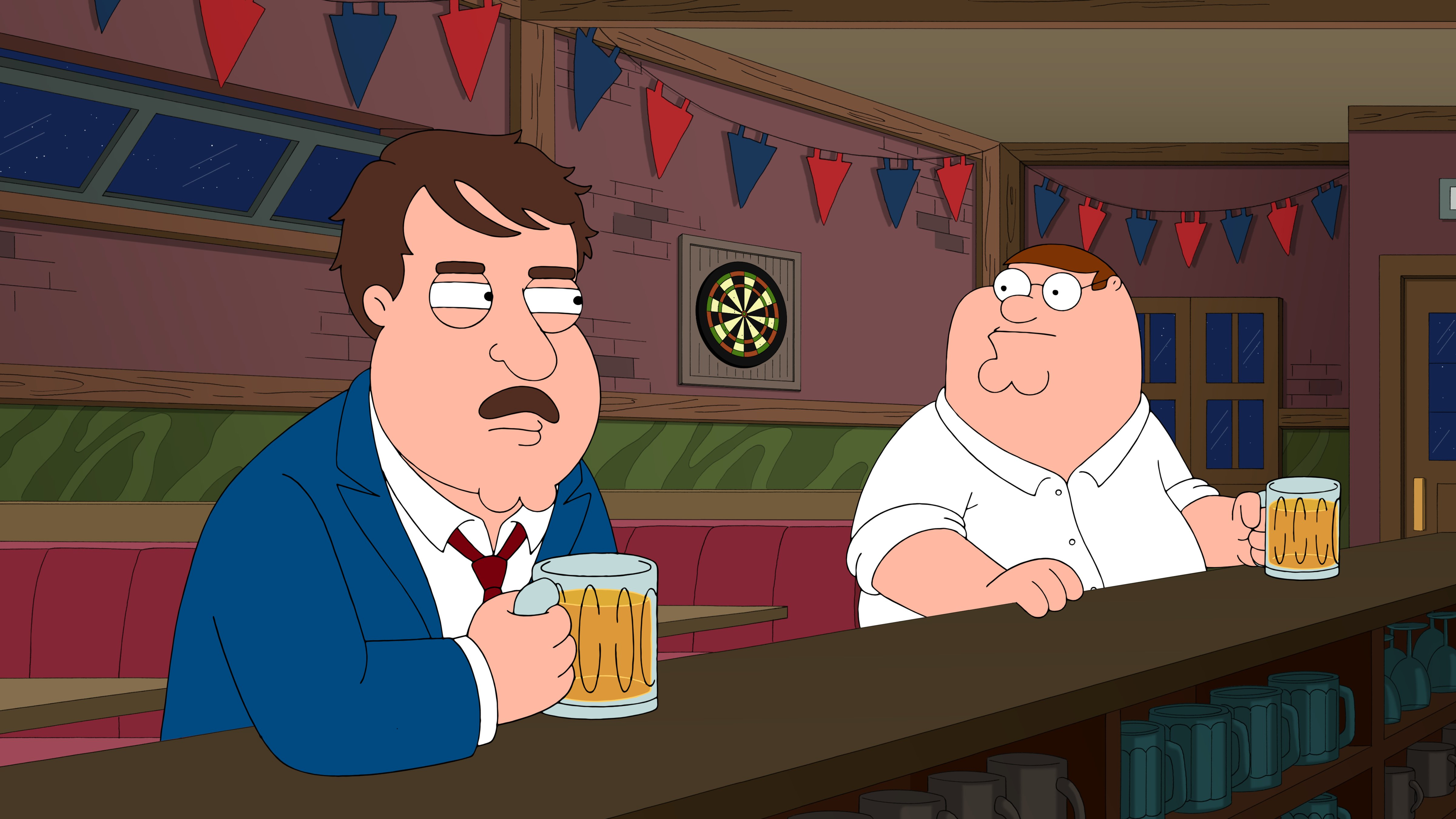 """Family Guy"" The New Adventures of Old Tom"