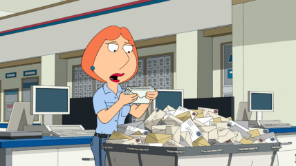 """Family Guy"" Take a Letter Technical Specifications"