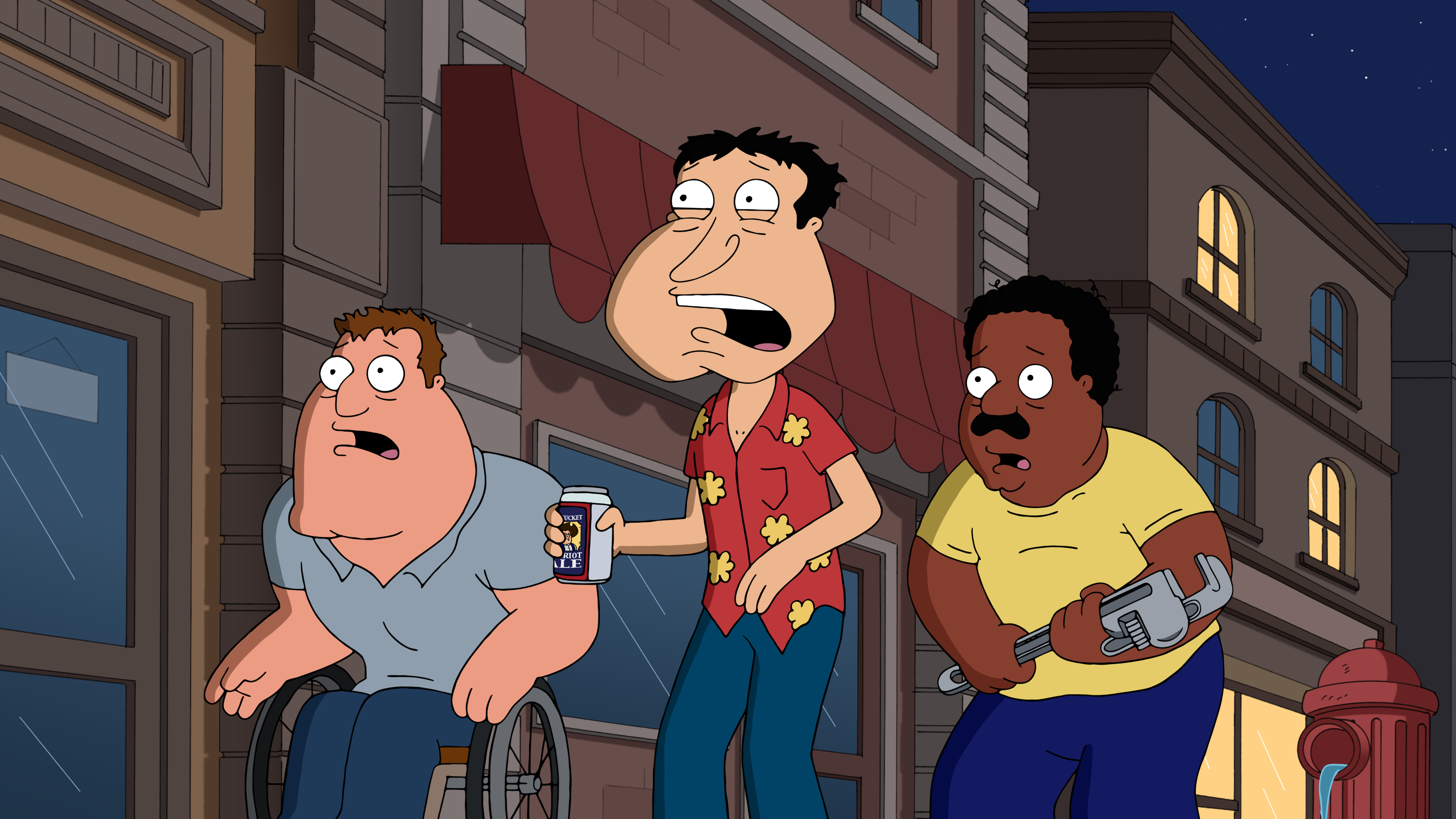 """Family Guy"" Underage Peter"