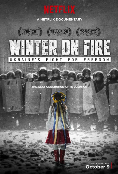 Winter on Fire: Ukraine's Fight for Freedom Technical Specifications