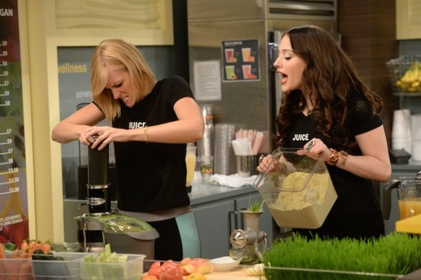 """2 Broke Girls"" And the Gym and Juice Technical Specifications"