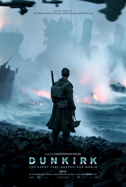 Dunkirk (2017) Technical Specifications