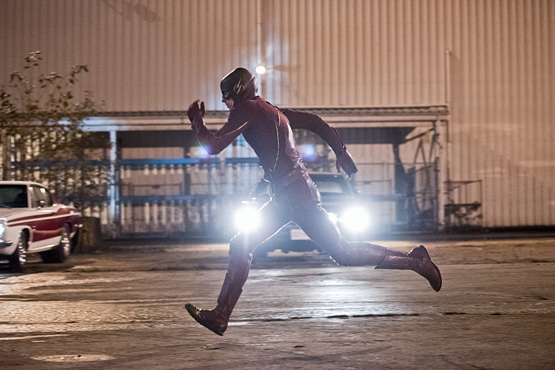 """The Flash"" Fast Lane 