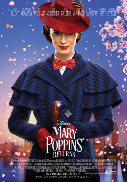 Mary Poppins Returns | ShotOnWhat?