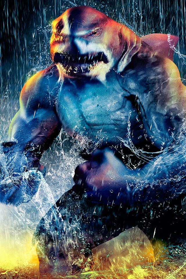 """The Flash"" King Shark 