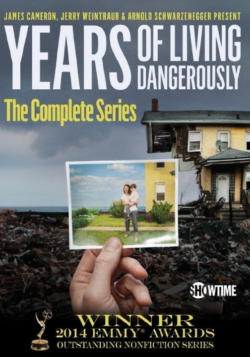 """Years of Living Dangerously"" Episode #2.1 Technical Specifications"