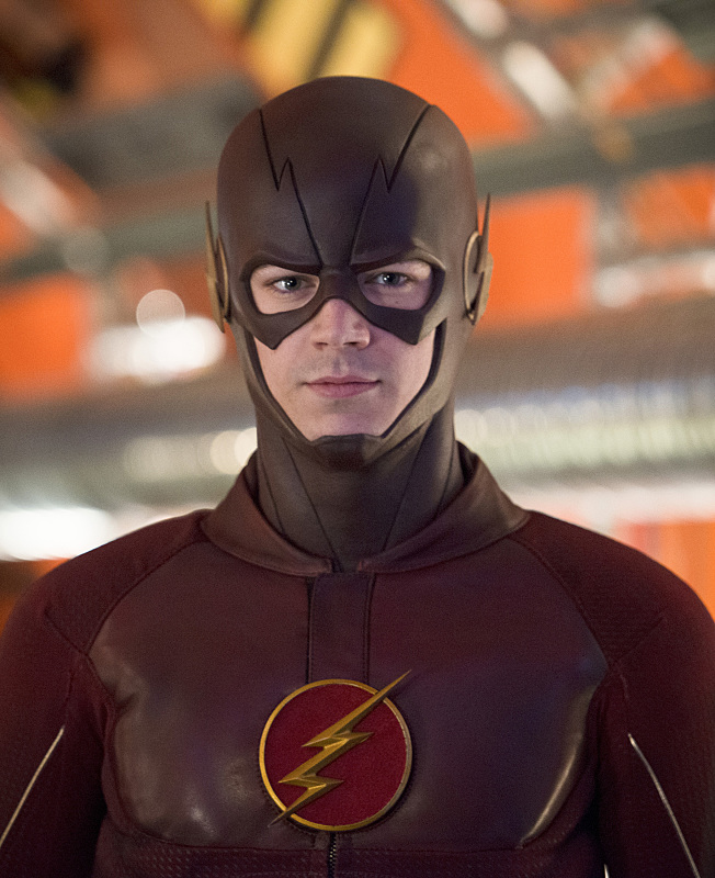 """The Flash"" Flash Back 